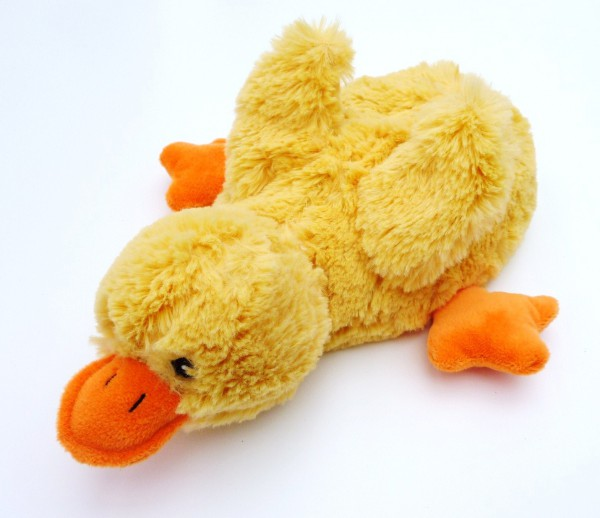 Wärmekuscheltier Ente