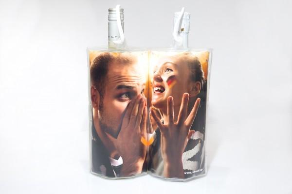 Flaschenkühler-Geschenktasche