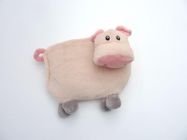 """Wärmekuscheltier """"Schwein"""" (klein)"""
