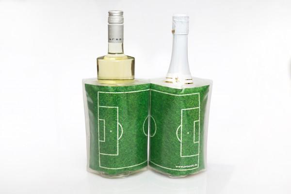 """Flaschenkühler PREMIUM mit Boden """"Rasen"""""""