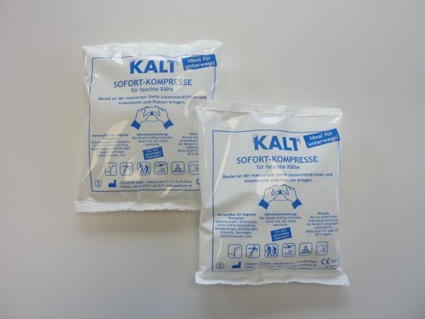 Kalt-Sofort-Kompressen 2er Set